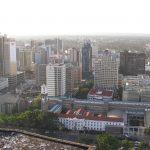 アフリカだけど気分はニューヨーカー?ナイロビ City Light '09