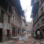 ネパール地震から一年