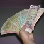 ★おとく情報★ ネパールでの得する両替