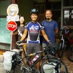 (16)自転車冒険家 西川昌徳氏とのコラボレーション@Bangkok