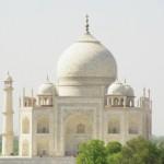(109)インドの16歳の美少女 タージマハル編