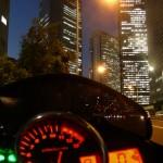 新宿から見た、東京・関東の眺め The view of Tokyo from Shinjuku