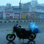 (35)雨と泥まみれのつらい一日 ラジャスタン