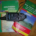 アフリカ二輪旅02 旅の装備と持ち物