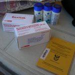 アフリカ二輪旅03 アフリカの病気~黄熱病とマラリア対策~