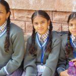 (44)インド・ジョードプルの美少女たち Rajasthan  Girls