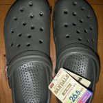 ダイソーの250円のクロックス風サンダルを一ヶ月履いてみた結果