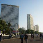 (70)青空と海の大都会・ムンバイ(ボンベイ) 写真もたっぷり