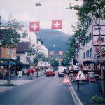 世界一周09-3 スイス・リヒテン・オーストリア 中世の世界を追う