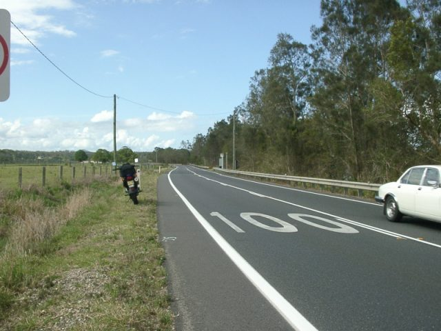 100キロ制限 オーストラリア