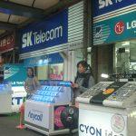05韓国旅 ソウルの秋葉原・龍山と、謎の自動販売機を発見