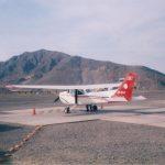 世界一周17-2 秘の国・ペルー ナスカのフライトと、少女たちのぬくもり