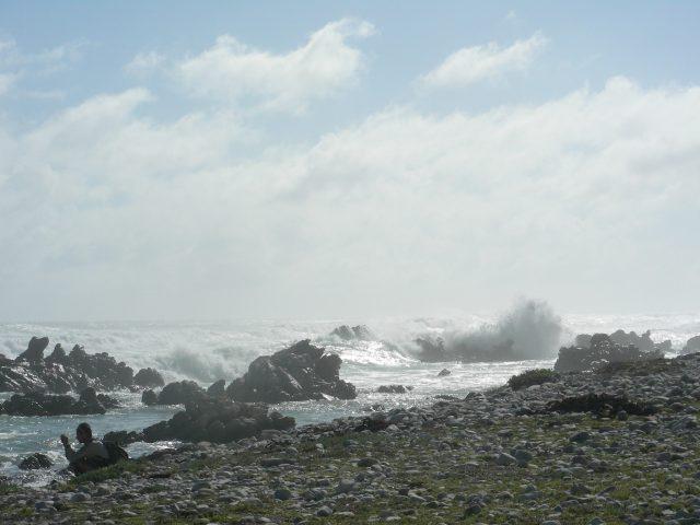 アフリカ最南端 アグラス岬
