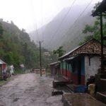 (99)光のヒマラヤと闇のカトマンズ ネパールの山道・峠越え編