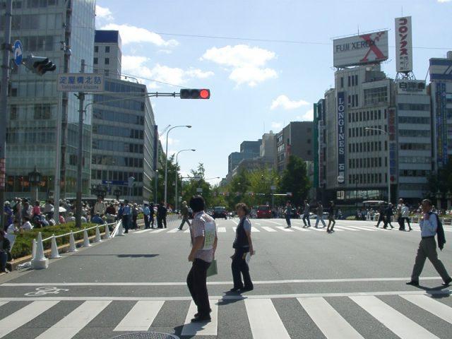 御堂筋 2006