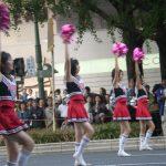 ありし日の「御堂筋パレード」の写真 2006年10月8日にタイムスリップ!