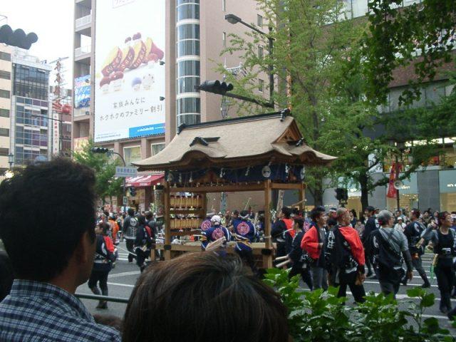 御堂筋 パレード 2006