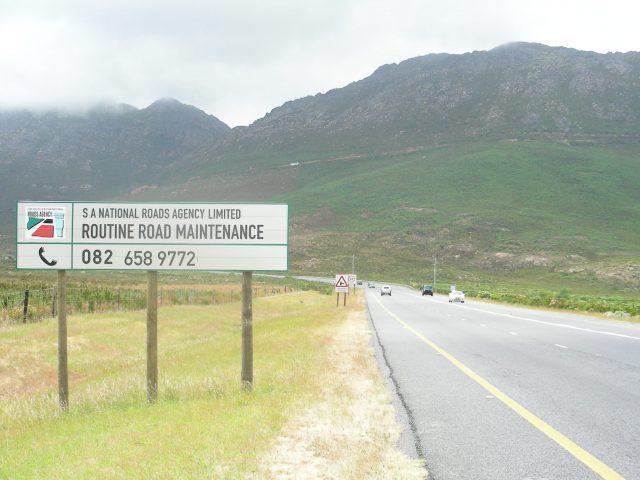 南アフリカ 国道