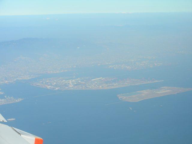 ポートアイランド 神戸空港
