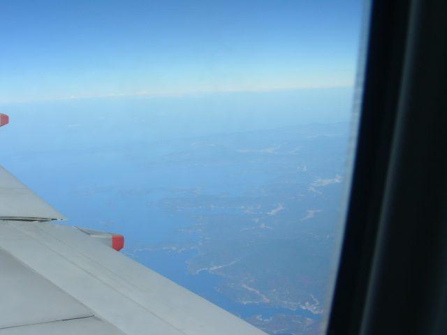 四国西部 宇和海、佐多岬半島