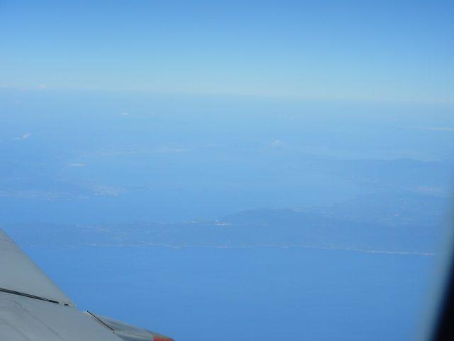 鹿児島・薩摩半島と大隅半島・桜島