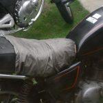 走行中突然バイクのエンジンが止まって動かない場合。大雨の後は要注意!
