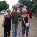 ドイツ人は、アフリカで一体どんな旅をしているのか?