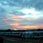 マラウィ入国・首都リロングウェの写真と奇怪な安宿