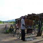 マラウィ北部から国境へ もっともワイルドな昼食
