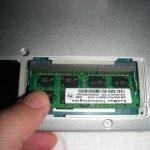 レッツノート 4GB→8GBのメモリ交換増設に失敗?認識しない原因