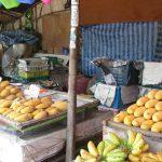 パタヤ激安情報・17円の寿司と夜のジョムティエンビーチと果物市場