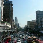 タイの最新の流行・シャームスクエアと、両替をしに行く