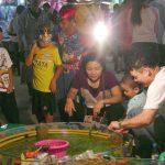 タイで日本そっくりの祭の縁日を発見!射的や金魚すくい、そして・・