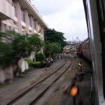最安!パタヤからバンコクまで31バーツ列車で行く方法&週末特急とは