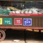 ミャンマータチレク情報 3  ご町内探訪・謎のコンビニとタイ再入国