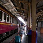 1900円!バンコクからチェンマイ2等寝台夜行列車・予約と乗車リポート