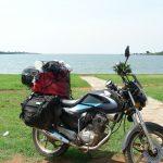 いい眺望!ウガンダのビクトリア湖ツーリング