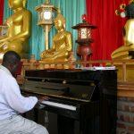 近代的なマラウイ南部 1 アフリカのプリクラと「謎の寺」を発見