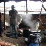 近代的なマラウイ南部2 州都ブランタイヤと洗面器定食
