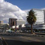 ナミビア首都ウィントフックの街と日々