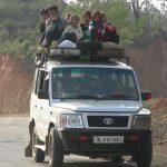 インド最東部ミャンマー国境の町へ!旅は道連れ体調不良・マニプール州