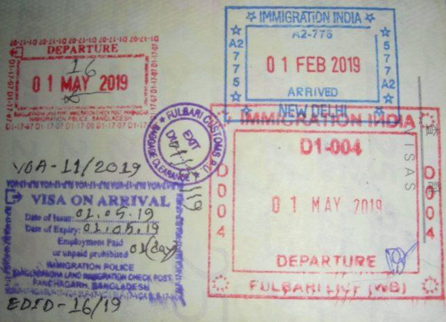 bangladesh arrival visa