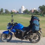 ジクサーのインプレ  本場インドで10000km走行した結果