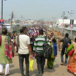 世界最大の祭クンブメーラでサドゥー(聖者)にカツアゲされた!