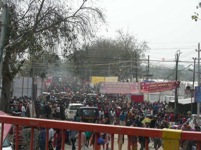 インド 群衆