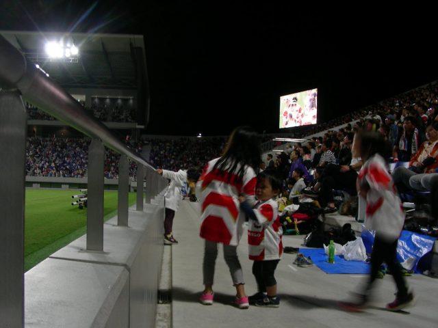 熊谷ラグビースタジアム PV