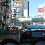 UberEats 3日目 花の東京で初配達! 六本木から田園調布・下丸子・赤坂