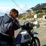 日本一周15日目 手動のガソリンスタンド 震災復興の旅